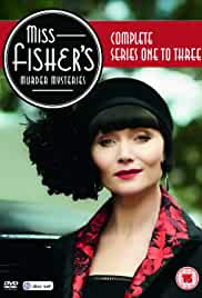 Miss Fisher's Murder Mysteries tv poster
