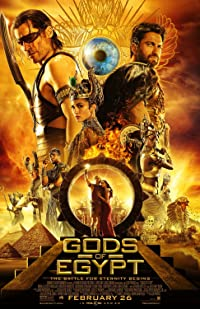 Gods of Egypt 2016 Poster
