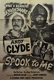 Spook to Me Poster