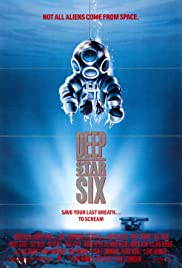 DeepStar Six (1989) Poster - Movie Forum, Cast, Reviews