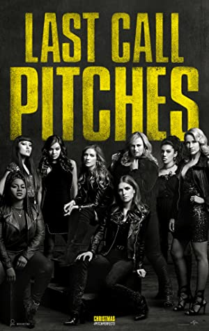 Pitch Perfect 3 (2017) 1080p HC HDRip X264 AC3 EVO
