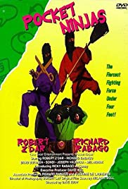 Pocket Ninjas (1997) Poster - Movie Forum, Cast, Reviews
