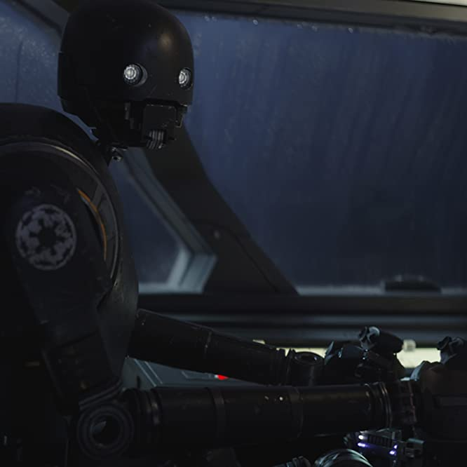 Alan Tudyk in Rogue One (2016)
