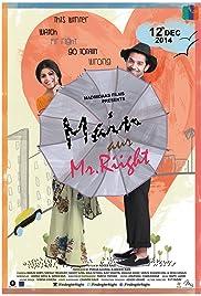 Main Aur Mr. Riight Poster