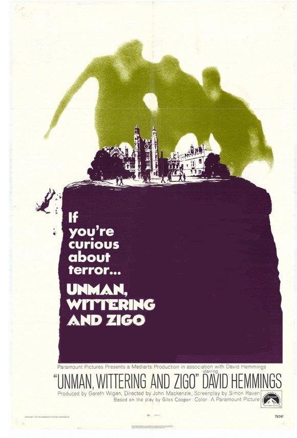 Image Unman, Wittering and Zigo Watch Full Movie Free Online