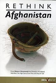 Rethink Afghanistan Poster
