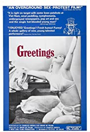 Greetings (1968) Poster - Movie Forum, Cast, Reviews
