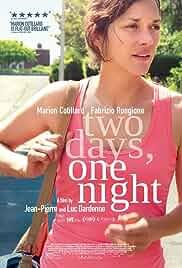 Deux Jours, Une Nuit film poster