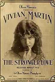 The Stronger Love Poster