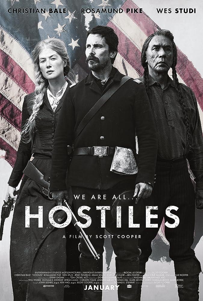 Hostiles – Ostilitate 2018, filme online subtitrat în Română