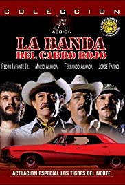 La Banda Del Carro Rojo Poster
