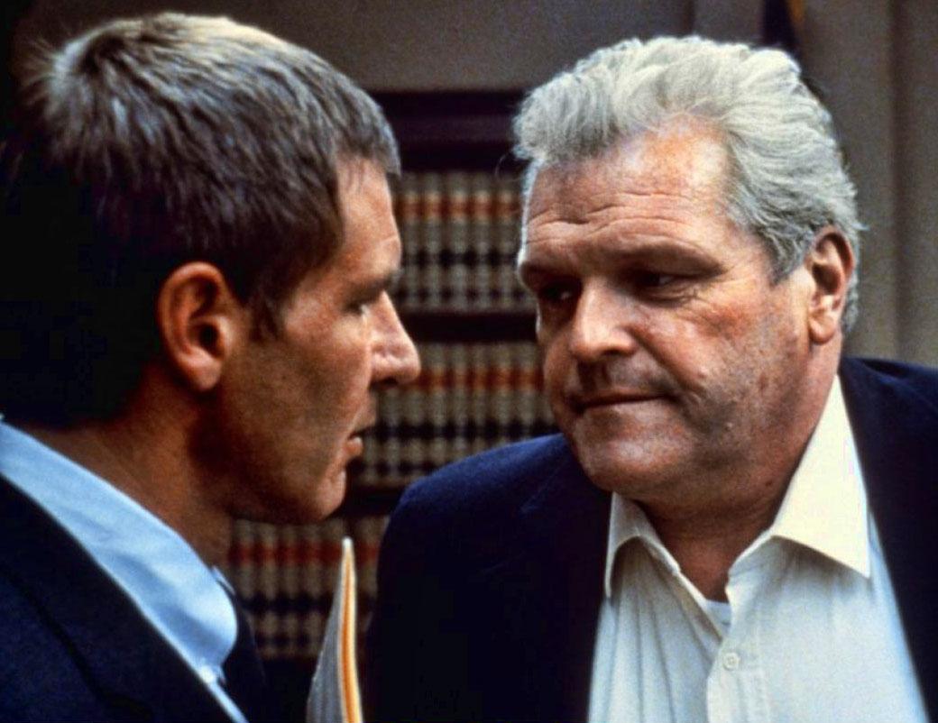 Presumed Innocent (1990)  Harrison Ford Presumed Innocent