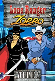The Tarzan/Lone Ranger/Zorro Adventure Hour Poster