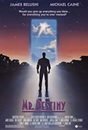 Mr. Destiny(1990) Poster - Movie Forum, Cast, Reviews