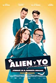 El Alien & Yo Película Completa DVD [MEGA] [LATINO]