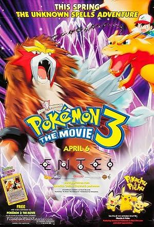 Pokemon 3: The Movie (2000) Download on Vidmate