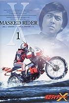 Image of Kamen Rider X