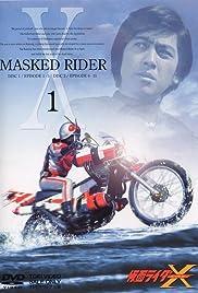 Kamen Rider X Poster