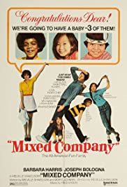 Mixed Company (1974) Poster - Movie Forum, Cast, Reviews