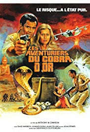 The Hunters of the Golden Cobra Poster