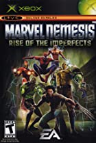 Image of Marvel Nemesis: Rise of the Imperfects