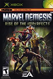 Marvel Nemesis: Rise of the Imperfects (2005) Poster - Movie Forum, Cast, Reviews