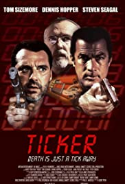 Ticker (2001) Poster - Movie Forum, Cast, Reviews