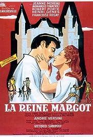 La reine Margot Poster