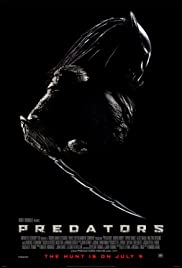 Predators (2010) Poster - Movie Forum, Cast, Reviews