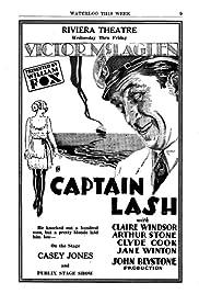 Captain Lash Poster