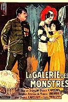 Image of La galerie des monstres