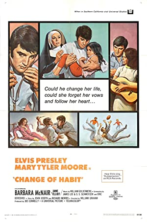 Permalink to Movie Change of Habit (1969)