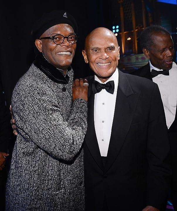 Samuel L. Jackson, Harry Belafonte, and Sidney Poitier