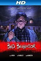 Bad Behavior (2013) Poster