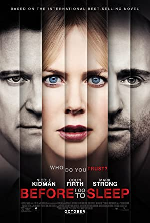 Before I Go to Sleep (2014) Download on Vidmate
