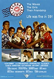 Aloha Summer (1988) Poster - Movie Forum, Cast, Reviews