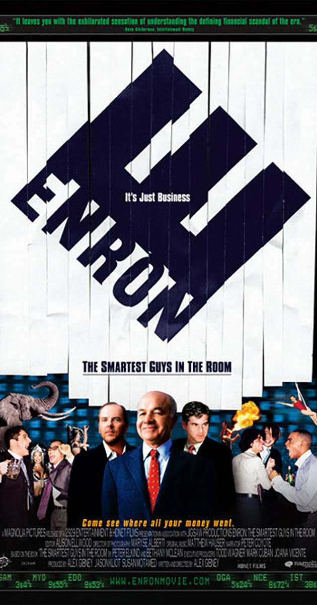 enron the smartest guys in the room 2005 imdb - Enrob Color