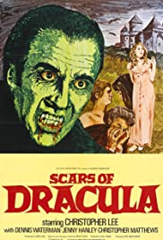 Scars of Dracula (1970) Poster - Movie Forum, Cast, Reviews