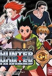 Hunter X Hunter: Greed Island Final Poster - TV Show Forum, Cast, Reviews