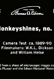 Monkeyshines, No. 2 (1890) Poster - Movie Forum, Cast, Reviews