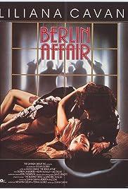 The Berlin Affair(1985) Poster - Movie Forum, Cast, Reviews