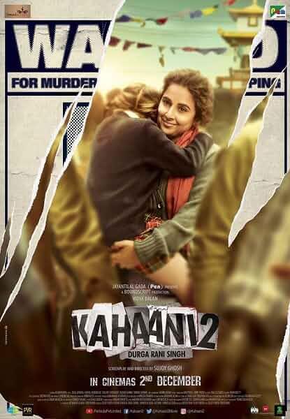 Kahaani 2 (2016) 720p DVDRip FULL MOVIE WATCH ONLINE FREE DOWNLOAD