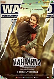 Kahaani 2 (2016) Hindi pDVDRip – D@rk$oul (For Small Lovers) 381 MB