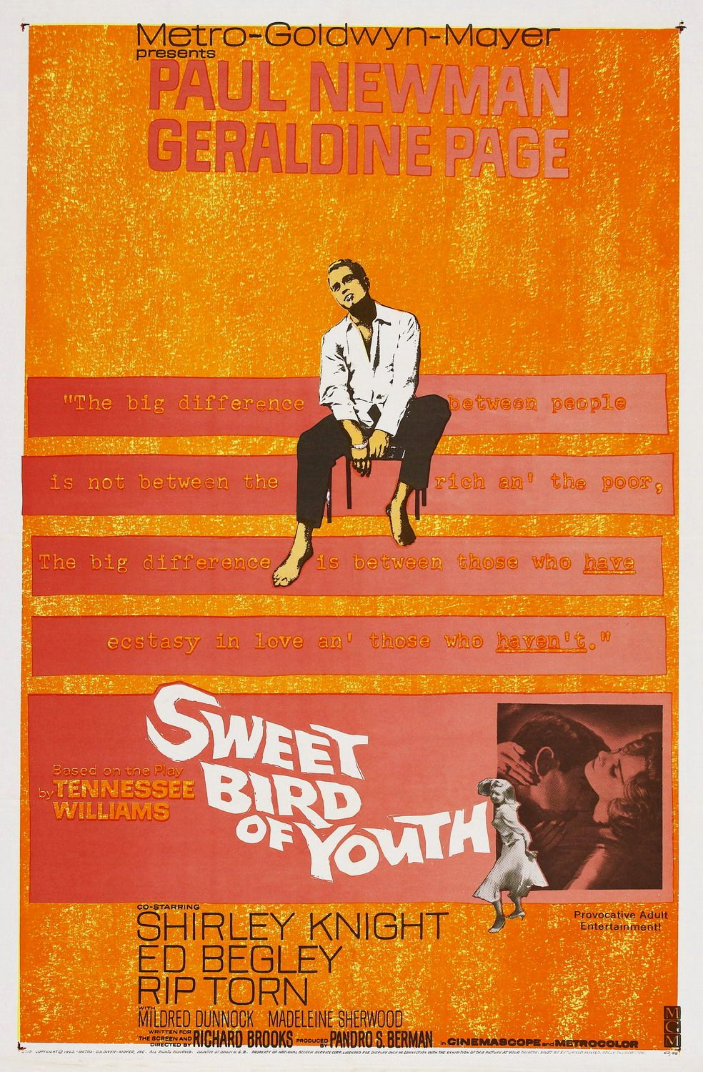 image Sweet Bird of Youth Watch Full Movie Free Online