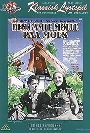 Den gamle mølle paa Mols Poster
