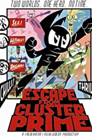 Escape from Cluster Prime Poster