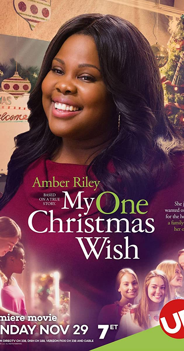 My One Christmas Wish (TV Movie 2015) - IMDb