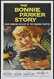 The Bonnie Parker Story Poster