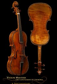 Violin Masters: Two Gentlemen of Cremona Poster