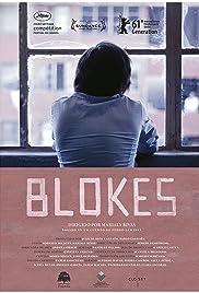 Blokes Poster